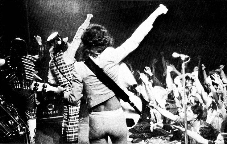 #Slade #live #70s
