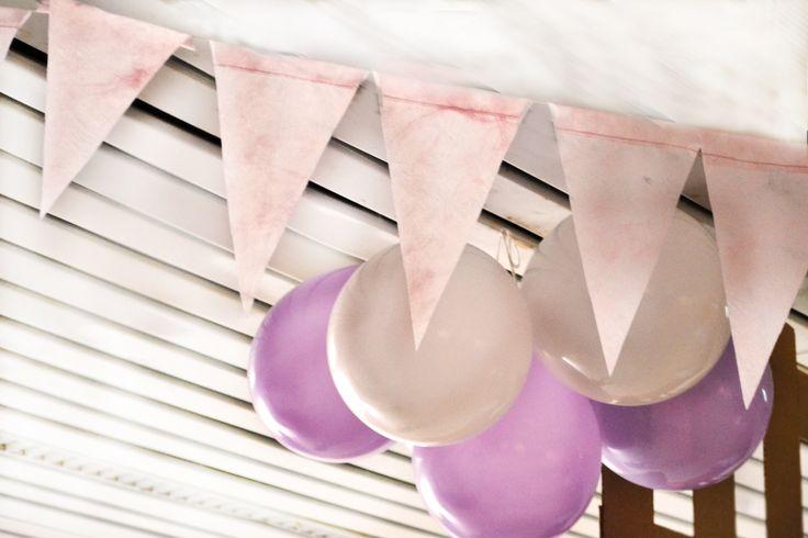 banderines / bunting #fiesta #cumpleaños #mesadulce #festejo #banderines #guirnaldas