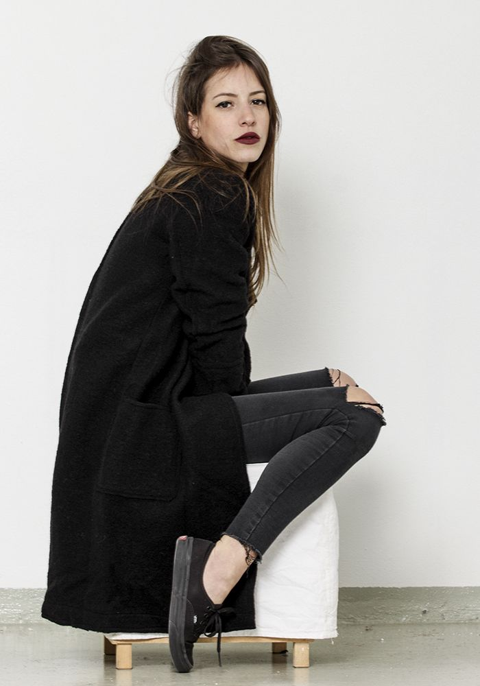 Falling for Abyss Coat  by myfashionfruit.com