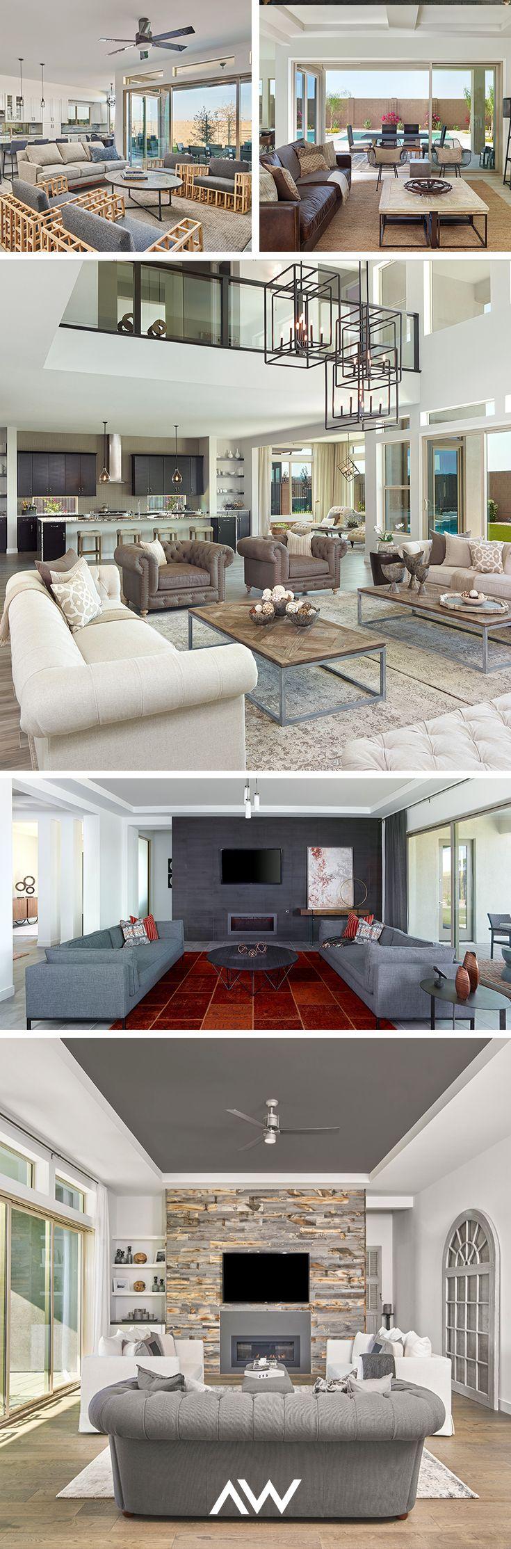 Best Images About Family Rooms Ashton Woods On Pinterest - Phoenix home design