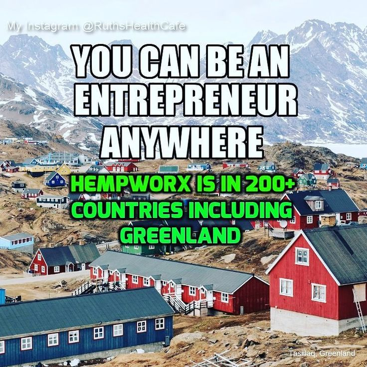 "You Can Be An Entrepreneur Anywhere  You can have a ""Laptop"" lifestyle  Looking For Promoters Who Want to Sell #Hemp Worx Products and Earn Commissions!  #CBD OIL INDUSTRY set to EXPLODE & GROW 700% TO $3 BILLION BY 2020! Be part of something that is set to EXPLODE! This is the FUTURE! http://ift.tt/2m5VELU"