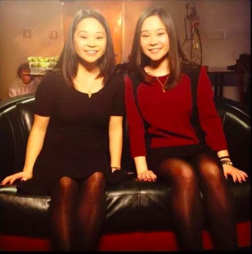 Anais Bordier and Samantha Futerman were adopted by separate families. Born in 1987 in Busan, South Korea. Bordier grew up in Paris and Futerman in New Jersey before moving to L.A. for school. Bordier originally saw a Youtube video of Samantha and quickly realized that they looked exactly the same and that they were, in fact, twins. After having a Skype reunion, the girls grew closer and have since written a book called 'Separated At Birth: A True Love Story of Twin Sisters Reunited' and a…