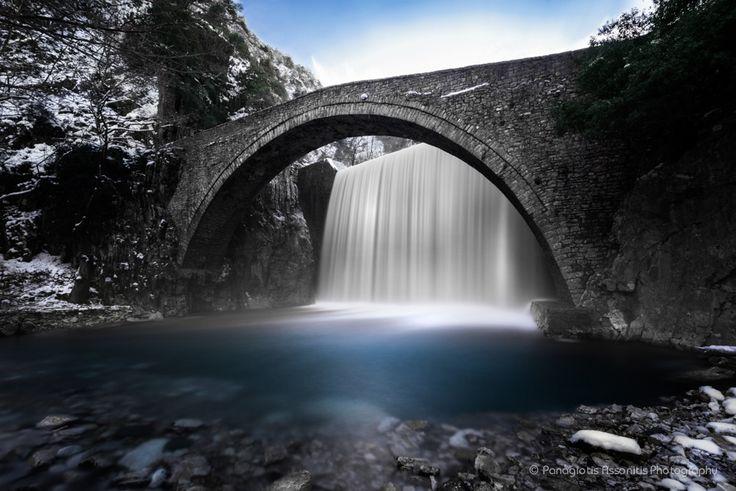 Palaiokarya Waterfall by Panagiotis Assonitis on 500px
