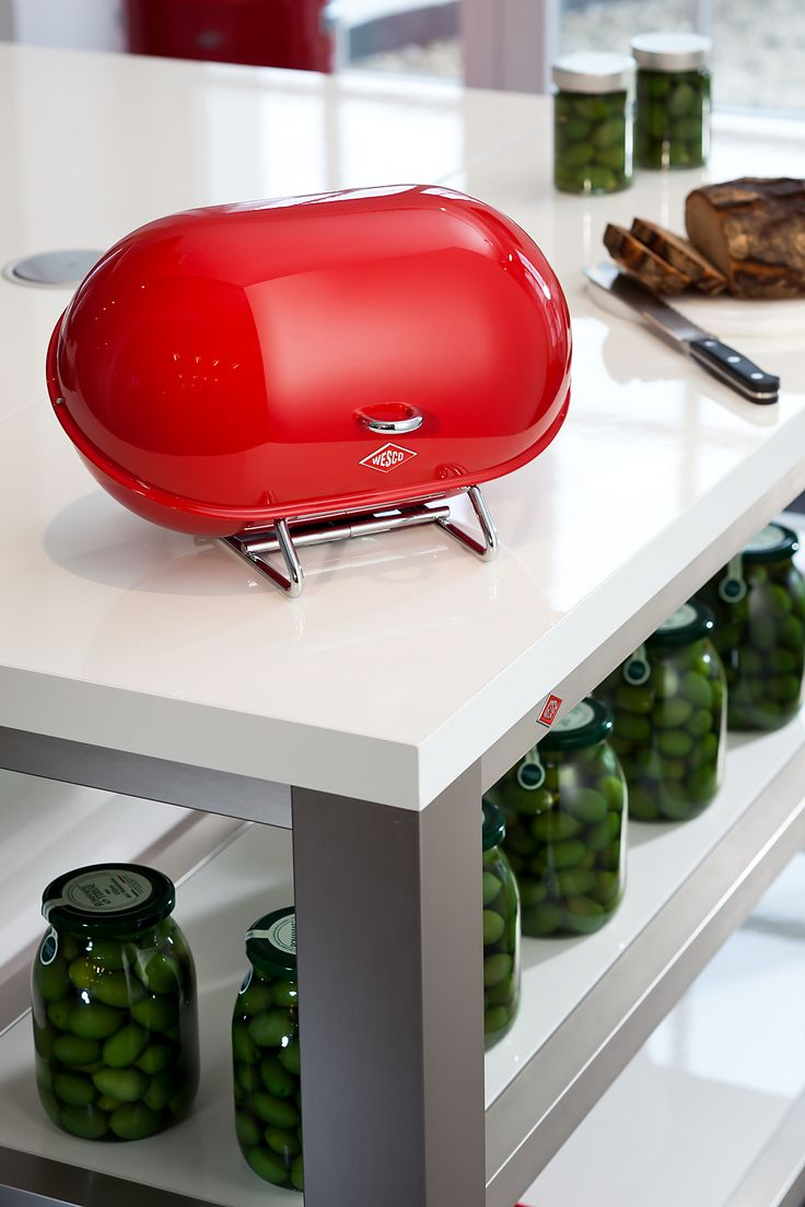 Modern kitchen accessories - Our Single Breadboy Comes In A Range Of Colours To Give Pop To Any Kitchen Modern Kitchenskitchen Accessoriescome