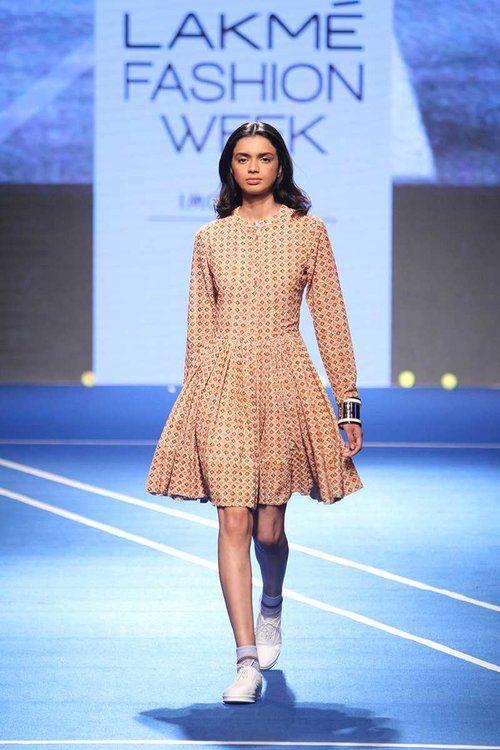 Myra Magazine • Ritu Kumar   Lakmé Fashion Week A/W 2016 • http://www.myramagazine.com/home/2016/8/29/ritu-kumar-winter-festive