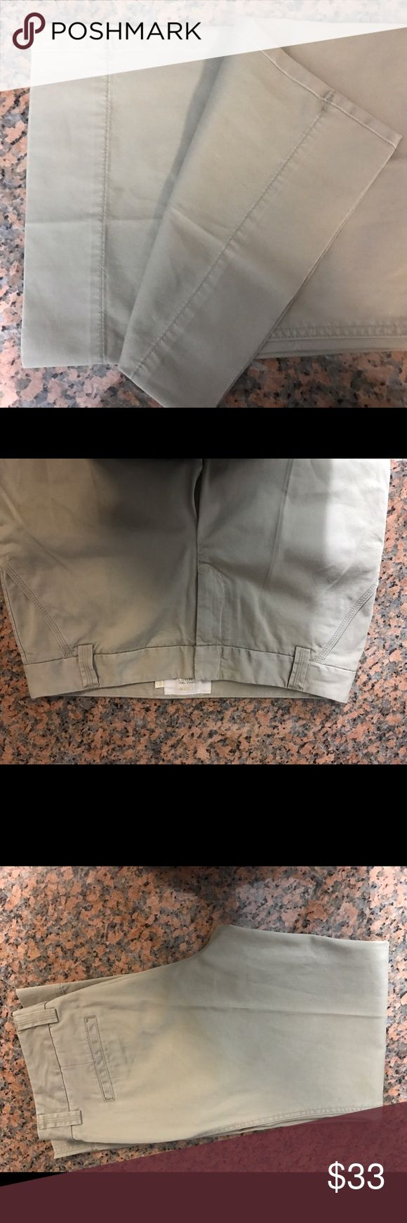 Women's J. Crew chinos 12r Nice khakis chino for women by J. Crew no tears or blemishes J. Crew Pants