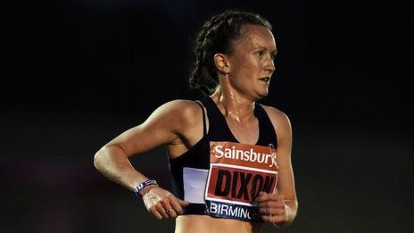'My career began at Flamingo Land' - for long-distance runner Alyson Dixon, it all started at Flamingo Land. The 35-year-old from Sunderland will take on some of the world's best marathon runners at the Commonwealth Games in Glasgow on Sunday. However, had it not been for her local running club's trip to the Yorkshire-based theme park and zoo, she may never have found herself in that position. Don't forget to cheer for her at the Commonwealth Games 2014 in Glasgow