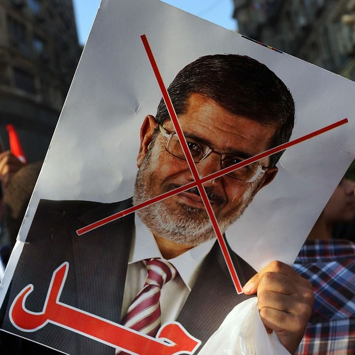 The ouster of Egypt's President Mohamed Morsi shows Facebook and Twitter are platforms of importance in global affairs.