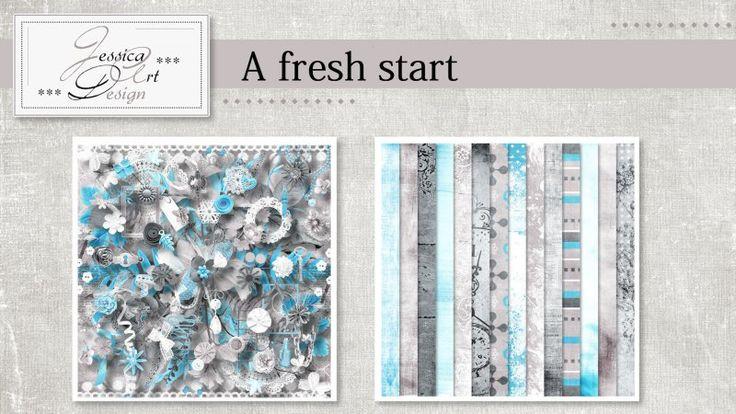A fresh start by Jessica art-design