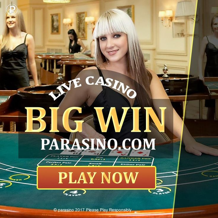 We will match your daily lose with a 25% bonus up to 1000 Euro!  #casino #live #bonus #spin #win  Deposit now =>http://parasino.com/en/promotions/casino-second-chance-bonus