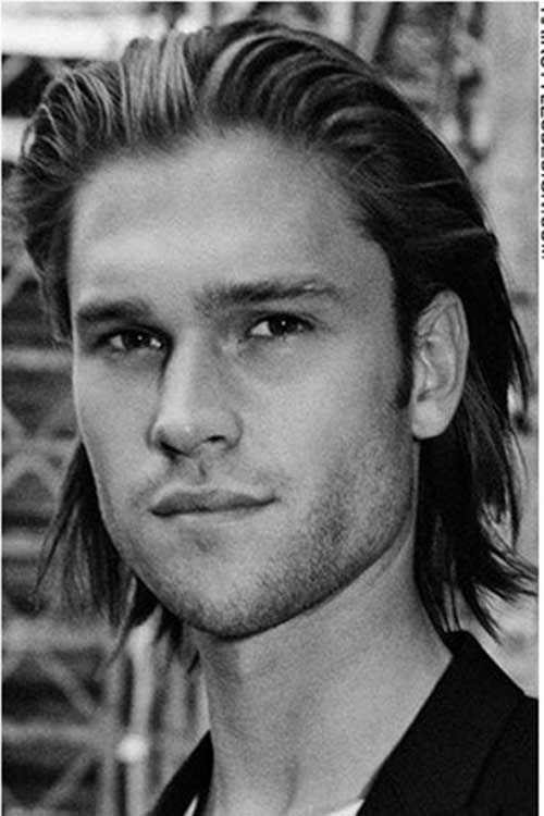 Medium Straight Hairstyles For Guys : 108 best men hair style images on pinterest