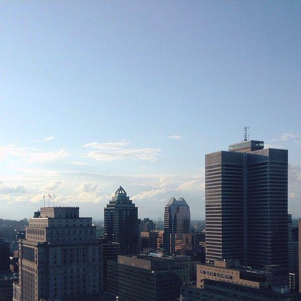 Ville-Marie / Centre-ville de Montréal / Downtown Montreal in Montreal, QC