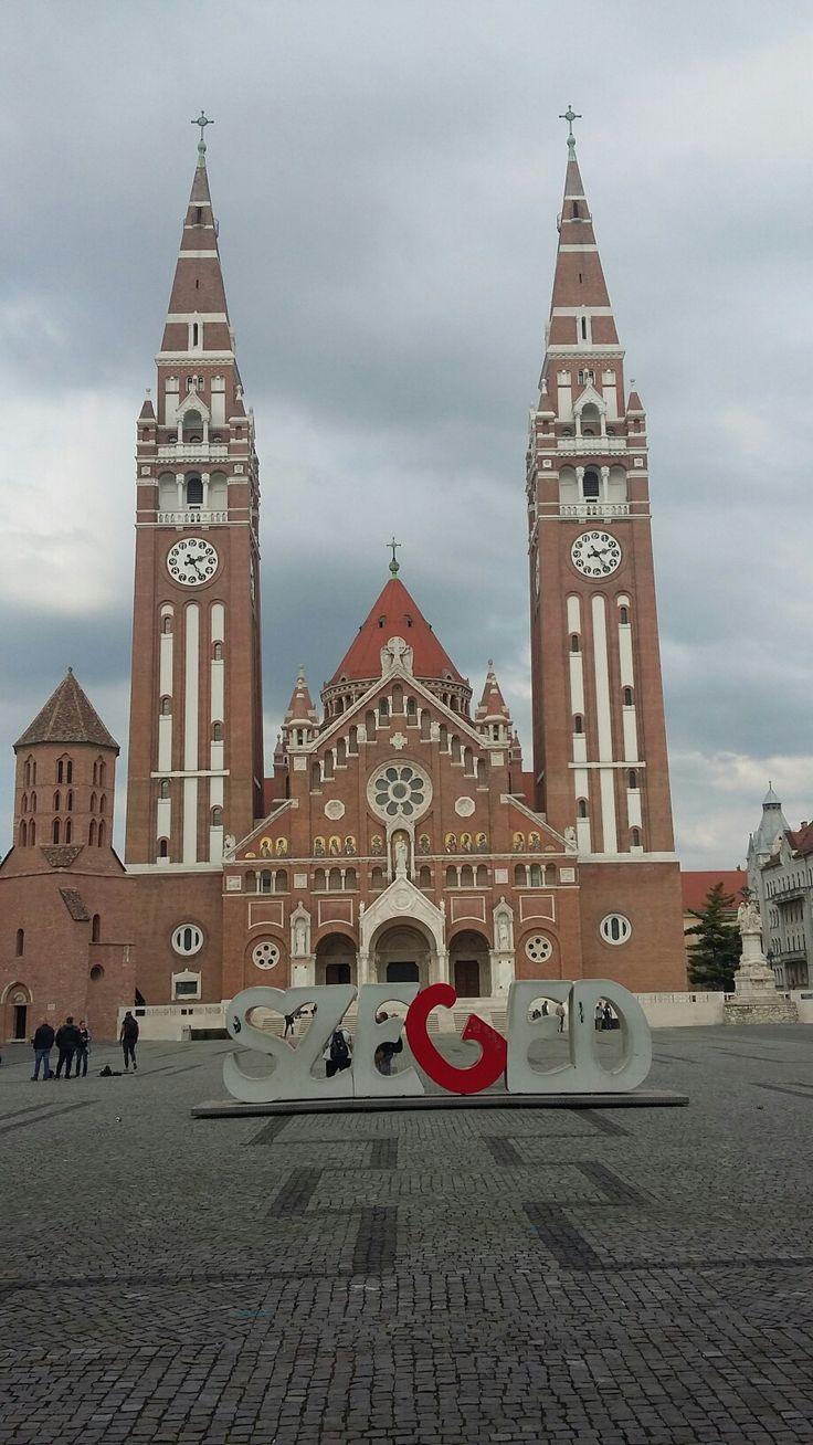 Szeged, Dóm tér