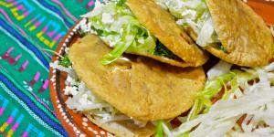 Receta de Gorditas mexicanas