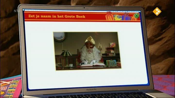 Schooltv: Thema: Sinterklaas. In 't huisje van Moffel en Piertje zit een Piet verscholen! Wat doet hij daar nou? Moffel, Piertje en Arie gaan hem helpen.