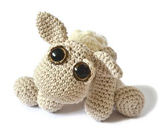 This is Ethel, an adorable woolly little sheep looking for adventure! Ethel measures about 6 inches in a DK yarn, but she can be made from any weight yarn and appropriate hook for different sizes. It is an easy pattern to follow with plenty of diagrams and you will always be welcome to contact me for any extra help.