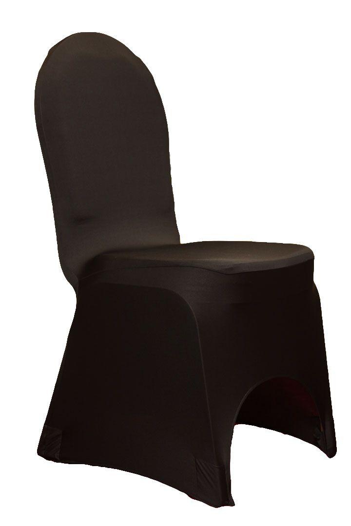 Spandex Banquet Chair Cover Black As Low As 2 68