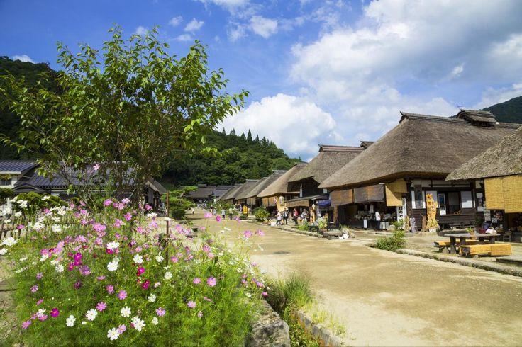 大内宿 Oouchi Juku