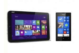 #Acer #Iconia #W3-810 #Tablet With #Bonus #Nokia #Lumia520 The #IconiaW with #Windows8 is a true multi-user #tablet with easy access to personal #apps and settings via live tiles, plus access to the #Windows Store for even more. #Cheap Special #Warehouse #Sale Price With #Australia #Warranty On #Acer Iconia W3-810 #Tablet With #Bonus #Nokia #Lumia520