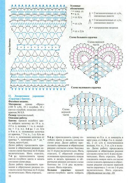 Mossita bella patrones y gr ficos crochet adornos - Adornos navidenos ganchillo patrones ...