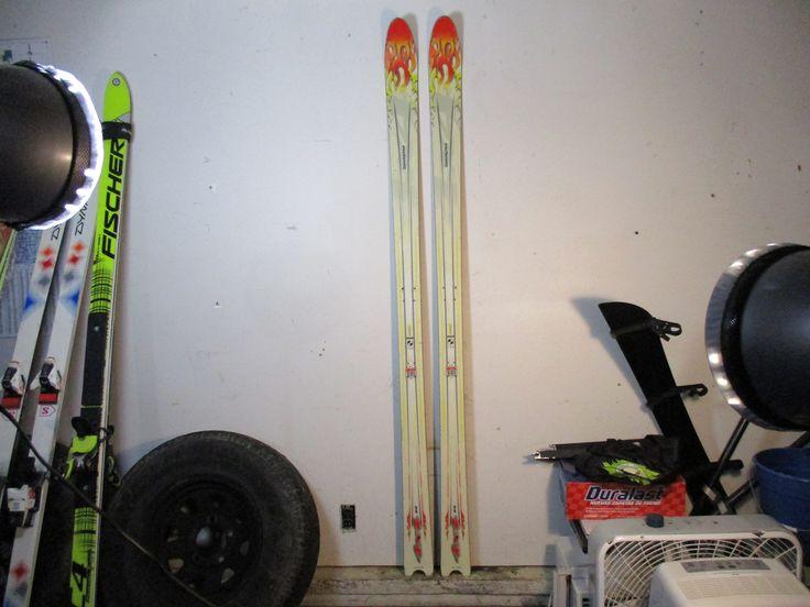 Used Dynastar 4x4 Big 194 cm Snow Ski For Sale