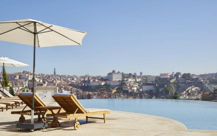 """""""I stayed at the five-star Yeatman hotel in Gaia, which has astonishing views"""" To learn more about #Porto click here:  http://www.greatwinecapitals.com/capitals/porto"""