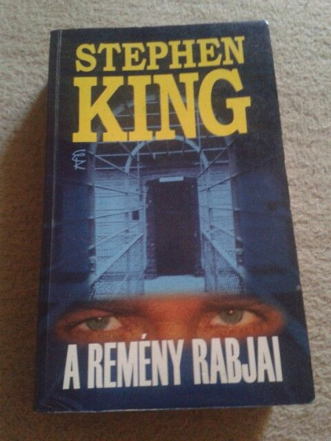 Different Seasons by Stephen King. He's one of my favourite writers.