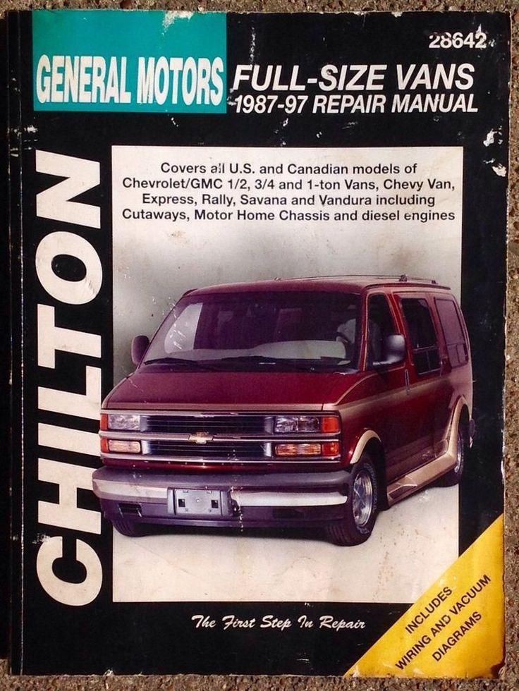 Las 25 Mejores Ideas Sobre Chilton Repair Manual En