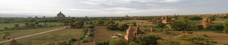 Bagan - UNESCO world heritage