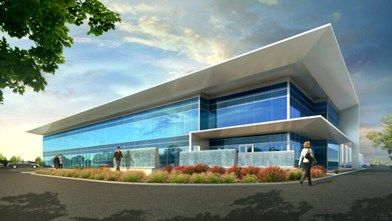 Rendering of The Ready-to-Fit Data Center