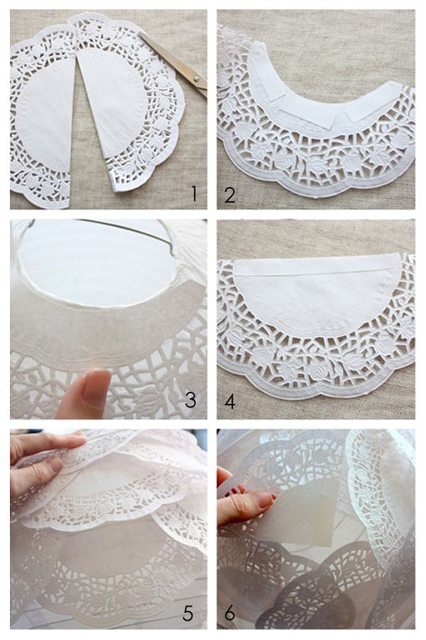 DIY paper lantern, I don't know why I am so obsessed with wanting to make one right now