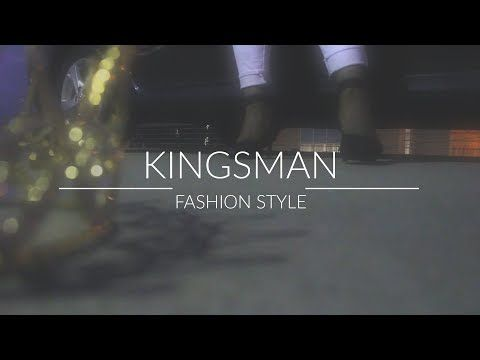 Kingsman Lookbook || The Golden Circle of Fashion https://youtube.com/watch?v=4ToK2HpvYcU