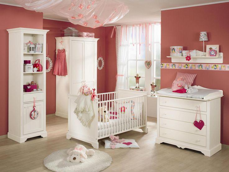 New Kinderzimmer Sylvie von Paidi ist ein ein Reich f r Prinzessinnen Das Babyzimmer Sylvie hat Fronten