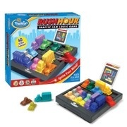 Rush Hour: Juego educativo.Brain Games, Education Games, Rush Hour, Thinkfun Rush, Boards Games, Toys, Families Games, Rushhour, Red Cars