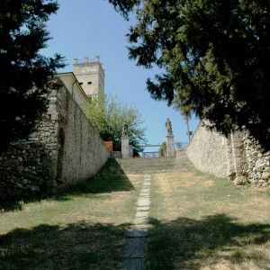 Inverigo (CO), Castello Crivelli