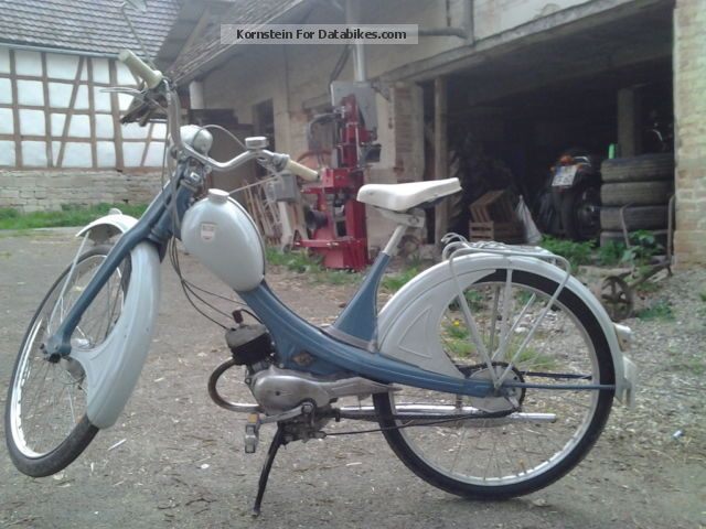 NSU  Quckly 1954 Vintage, Classic and Old Bikes photo
