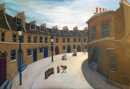 The Miniaturist | Mychael Barratt