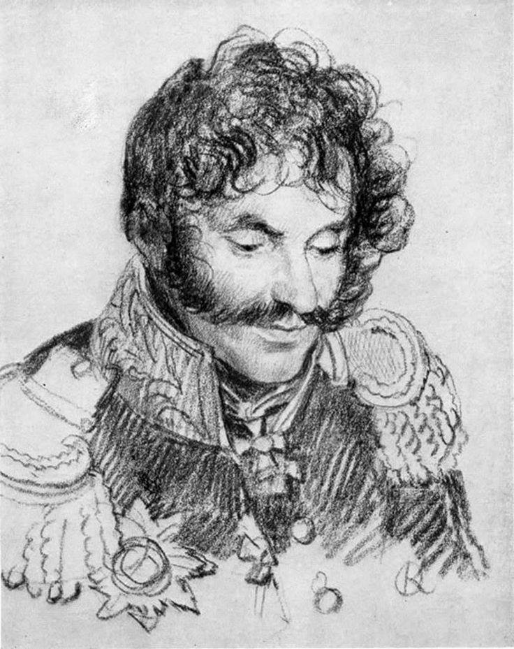 Портрет Ефима Чаплица, 1813