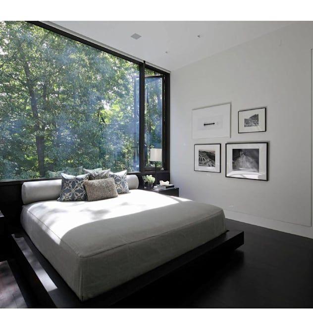 一人暮らしのお部屋レイアウト実例70選 広さ スタイル別 Homify New Bedroom Design Bedroom Decor Design Modern Bedroom Design