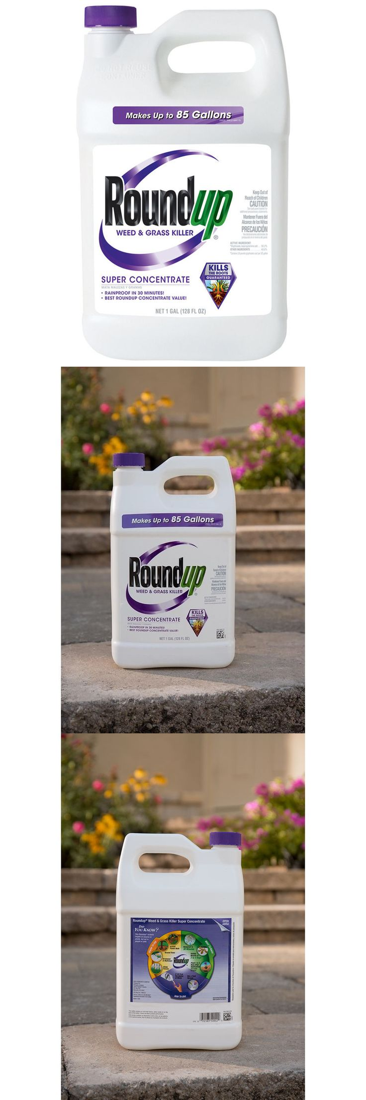 Weed Preventers 181050: Roundup Super Concentrate 1-Gallon Weed And Grass Killer -> BUY IT NOW ONLY: $108.99 on eBay!