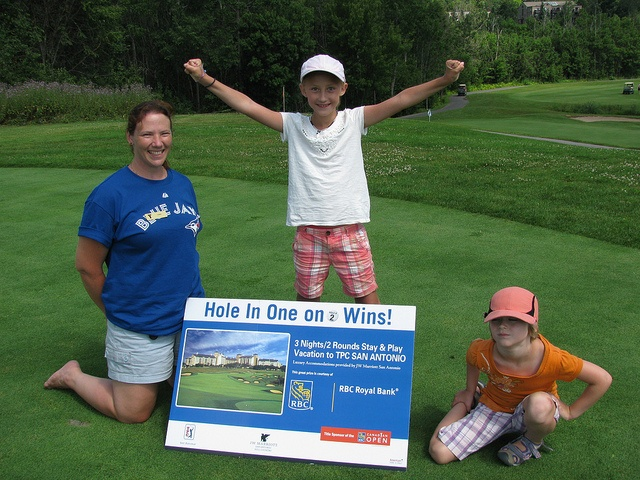 Hole in One Prize at the Huntsville Golf Tournament