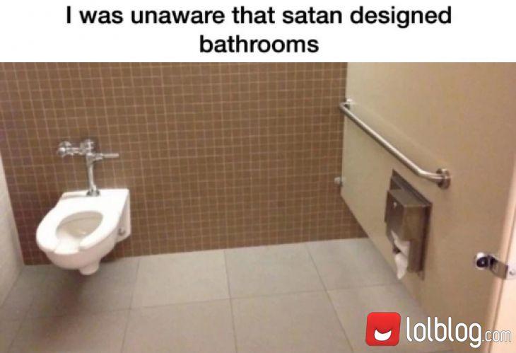 Satan's Stall