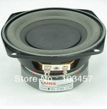 Find More Speakers Information about Free shippping, 4.5 inch 4 or 8 ohms 2.1 5.1 channel subwoofer, 40W, diameter:120mm, loudspeaer, speakers,hifi sound,High Quality channel suite,China speaker sport Suppliers, Cheap speaker separates from Sophia Lee's store on Aliexpress.com