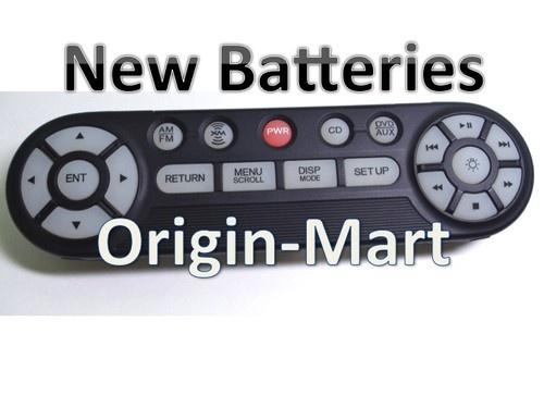 2005 2006 2007 2008 2009 2010 Honda Odyssey DVD Entertainment Remote Control | eBay $83.00
