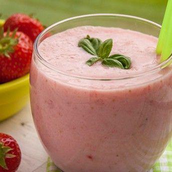 Aardbei Banaan Smoothie - Foodstyle
