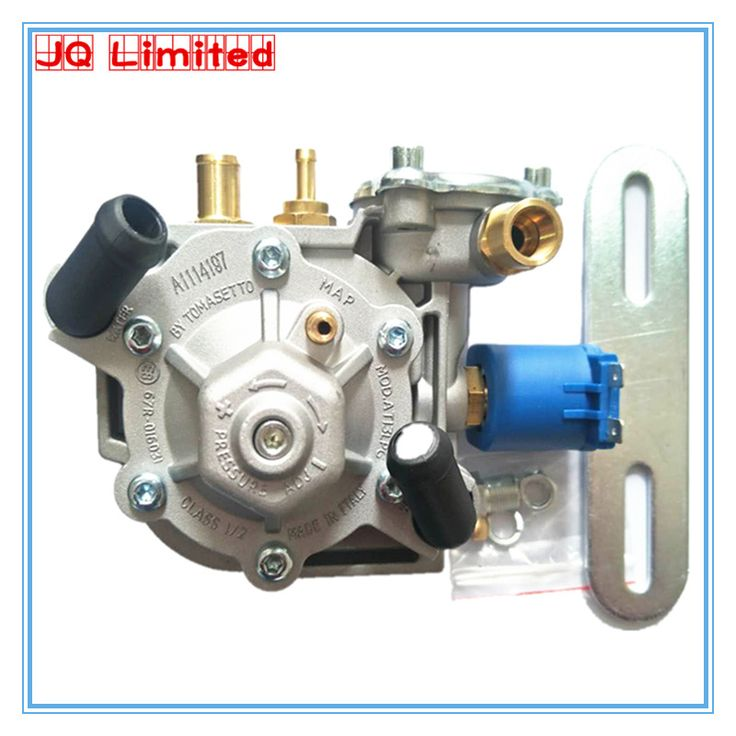 Cheap injection pressure regulator, Buy Quality regulator lpg directly from China regulator kit Suppliers: Propane LPG GPL Regulator AT13  for sequential injection conversion kit gas pressure reducer electronic reducer valve 4 GPL car
