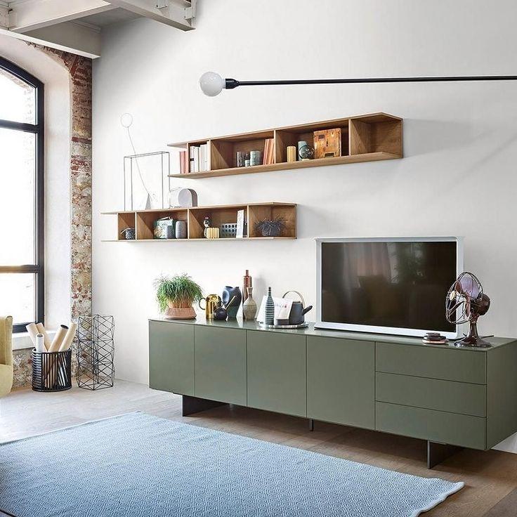 Das Sideboard Von Novamobili Verfügt über Ein Minimalistisches Design.  #Sideboard #Anrichte #Wohnzimmer