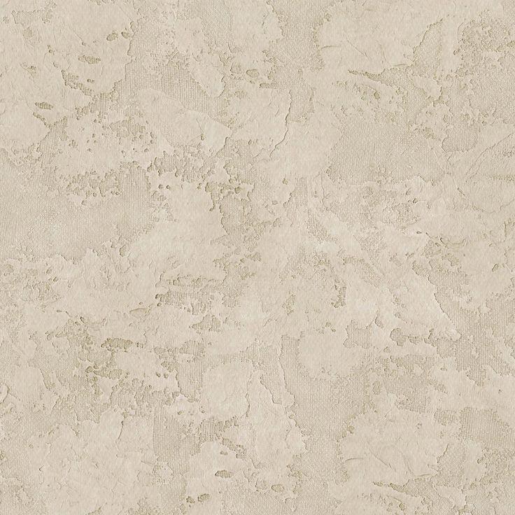 """Warner Textures V 27' X 27"""" Stucco Wallpaper"""