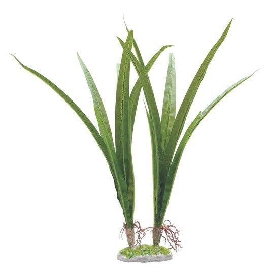 FLUVAL DECOR Acorus Sobre Base 36cm - #FaunAnimal Crean un hábitat exuberante, de apariencia natural con color añadido, dimensión ymovimiento; sin las condiciones o cuidadoespeciales que requieren las plantas vivas.