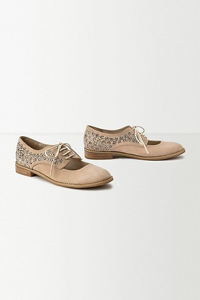 Daisy Shimmer Flats #anthropologie #anthroFave